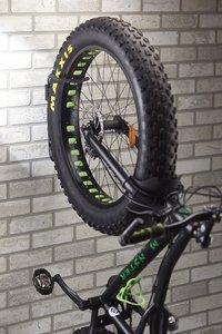Mottez Range-vélos mural pour 1 vélo Fatbike-Image 3