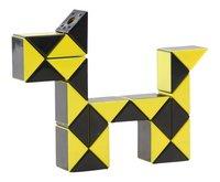 Magic Puzzle 24 stukjes geel-Vooraanzicht