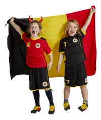 Voetbaloutfit België rood maat 128-Afbeelding 1