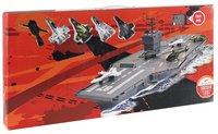 DreamLand porte-avions-Avant