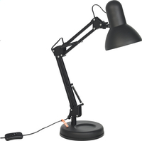 Bureaulamp Hobby Steel zwart