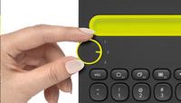 Logitech clavier sans fil Bluetooth K480-Détail de l'article