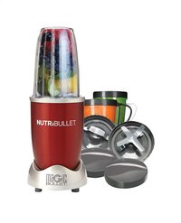 Magic Bullet Blender NutriBullet rouge 12 pièces-Détail de l'article