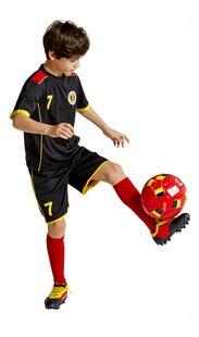 Tenue de football Belgique noir taille 128-Image 4