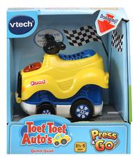 VTech Toet Toet Auto's Quinn Quad-Vooraanzicht