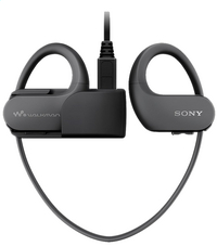 Sony lecteur MP3 Walkman 4 Go noir-Détail de l'article