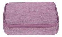 Kangourou pennenzak rechthoekig roze-Vooraanzicht