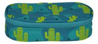 Kangourou pennenzak ovaal Cactus-Vooraanzicht