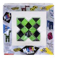 Magic Puzzle 48 stukjes groen-Vooraanzicht