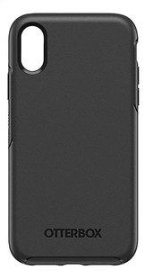 Otterbox cover Symmetry iPhone Xr zwart-Achteraanzicht