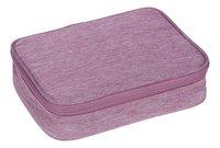 Kangourou pennenzak rechthoekig roze-Linkerzijde