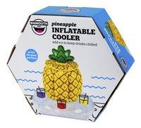 BigMouth glacière gonflable Ananas-Côté droit