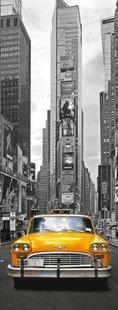 Ravensburger puzzel New York Taxi-Vooraanzicht