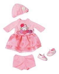 Baby Annabell kledijset Deluxe - Gebreid-Vooraanzicht