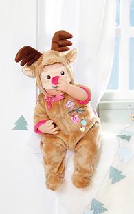 Baby Annabell kledijset Deluxe rendier-Afbeelding 1