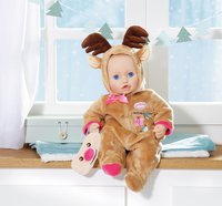 Baby Annabell kledijset Deluxe rendier-Afbeelding 3