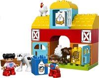 LEGO DUPLO 10617 Ma première ferme-Avant