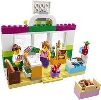 LEGO Juniors 10684 Supermarkt koffer-Artikeldetail