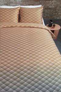 Beddinghouse Dekbedovertrek Vinz Nude katoensatijn-Afbeelding 1