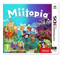 Nintendo 3DS Miitopia ENG