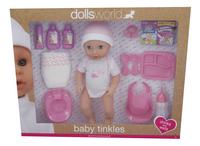 Dolls World set de jeu Baby Tinkles