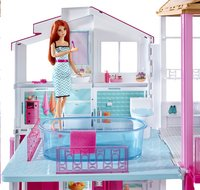 Barbie maison de poupées Malibu Townhouse-Détail de l'article