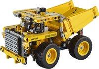 LEGO Technic 42035 Mijnbouwtruck-Vooraanzicht