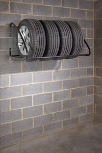 Mottez support mural pour pneus de voiture-Image 2