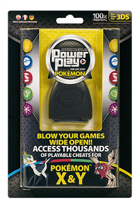 Nintendo 3DS Action Replay Power Play pour Pokémon X & Y