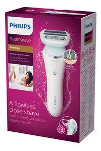 Philips Ladyshave SatinShave Prestige BRL160/00-Vooraanzicht