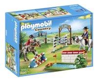 PLAYMOBIL Country 6930 Paardenwedstrijd-commercieel beeld