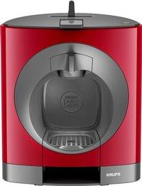 Krups machine à espresso Dolce Gusto Oblo KP110510 rouge & gris