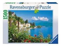 Ravensburger puzzle Lac Majeur-Avant