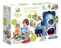 Clementoni Disney Baby Mickey Fun Garage-Vooraanzicht
