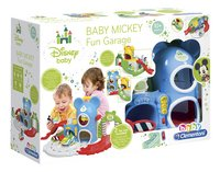 Clementoni Disney Le garage d'activités de Baby Mickey