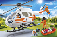 PLAYMOBIL City Life 70048 Eerste hulp helikopter-Afbeelding 1