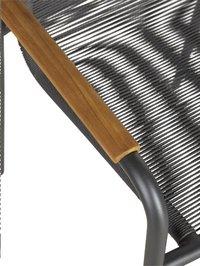 Ocean chaise de jardin Amazone Charcoal-Détail de l'article