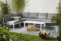 Fauteuil de jardin Selecta modulaire blanc/anthracite-Image 8