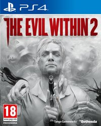 PS4 The Evil Within 2 ENG/FR