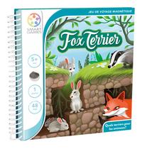 Fox Terrier-Côté gauche