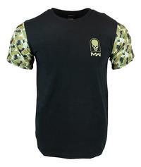 T-shirt met korte mouwen Call of Duty Modern warfare Skull M-Vooraanzicht