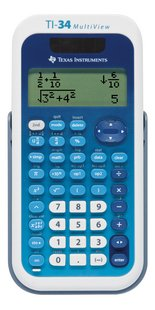 Texas Instruments calculatrice TI-34 Multi NL