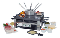 Solis Grill-raclette-fondue 3-in-1 796-Afbeelding 1