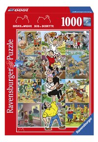 Ravensburger Puzzel De avonturen van Suske en Wiske