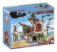 Playmobil Dragons 9243 Berk