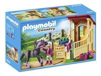 Playmobil Country 6934 Arabier met paardenbox