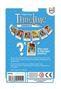 TimeLine Evenementen-Achteraanzicht
