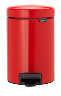 Brabantia Pedaalemmer NewIcon passion red