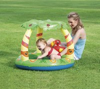 Bestway piscine pour enfants Friendly Jungle-Image 1