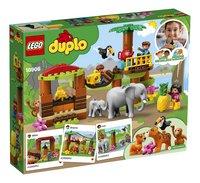 LEGO DUPLO 10906 L'île tropicale-Arrière